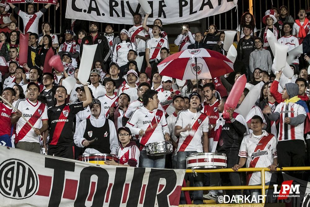 Millonarios vs. River Plate (Bogotá - Julio 2014) 20