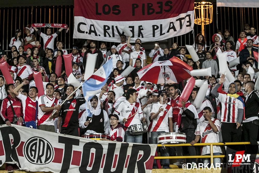 Millonarios vs. River Plate (Bogotá - Julio 2014) 21