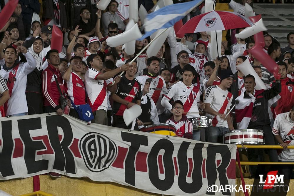 Millonarios vs. River Plate (Bogotá - Julio 2014) 24