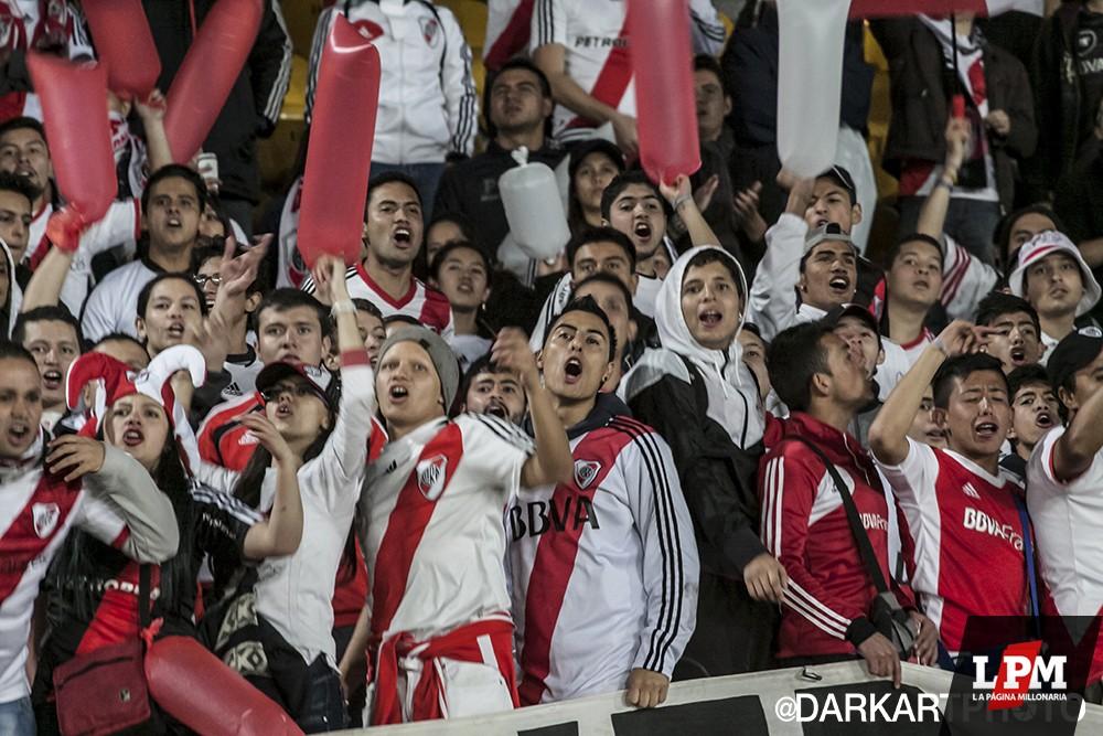 Millonarios vs. River Plate (Bogotá - Julio 2014) 28