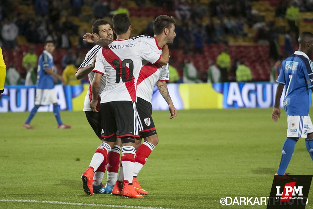 Millonarios vs. River Plate (Bogotá - Julio 2014) 39