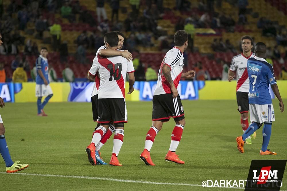 Millonarios vs. River Plate (Bogotá - Julio 2014) 40