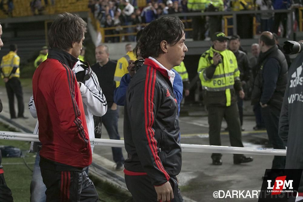 Millonarios vs. River Plate (Bogotá - Julio 2014) 47
