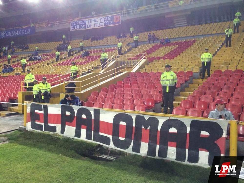 Millonarios vs. River Plate (Bogotá - Julio 2014) 53