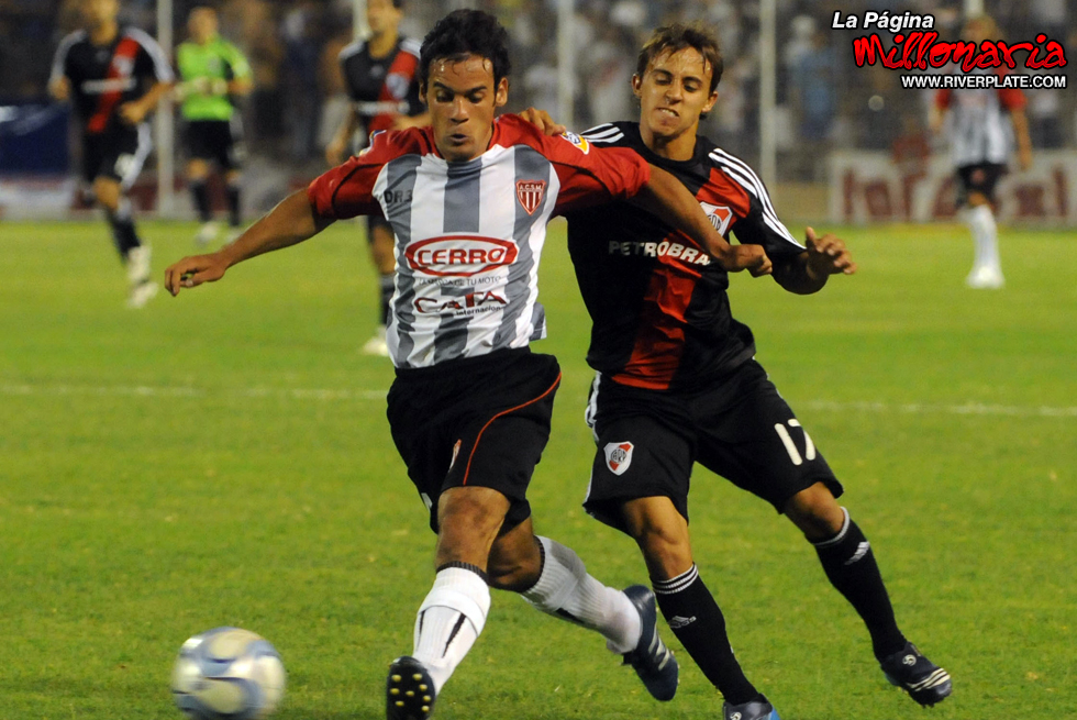 San Martin (MZA) vs River Plate (Beneficio 2009) 7