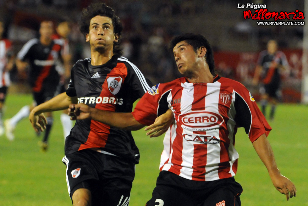 San Martin (MZA) vs River Plate (Beneficio 2009) 6