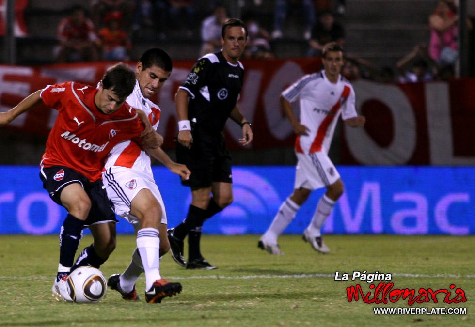 River vs Independiente (Salta, Triangular 2010) 15