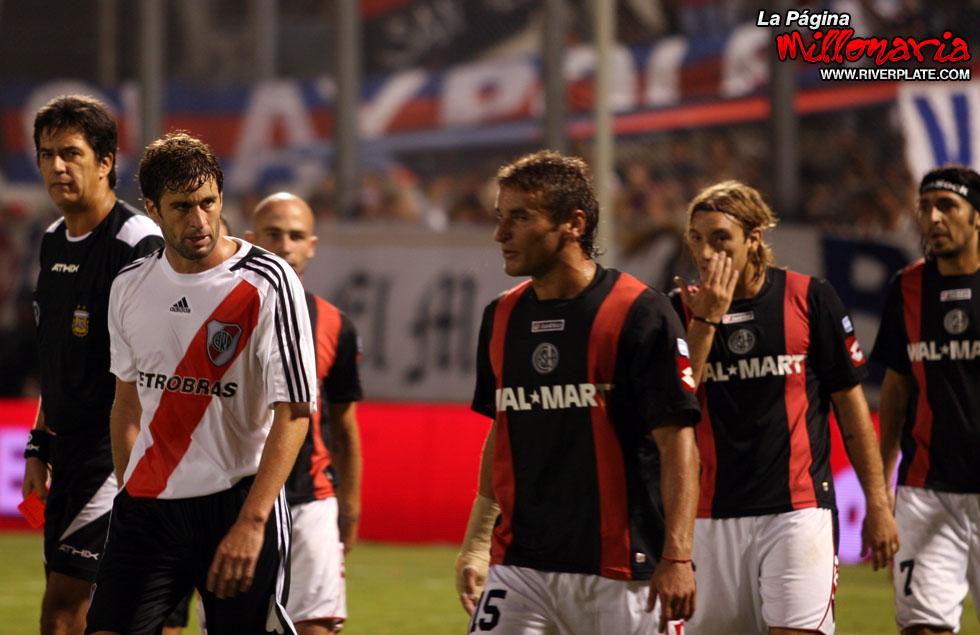 River Plate vs San Lorenzo (Salta 2009) 8