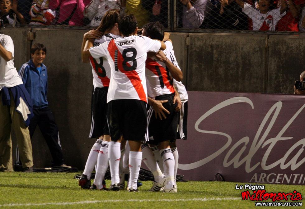 River Plate vs San Lorenzo (Salta 2009) 16