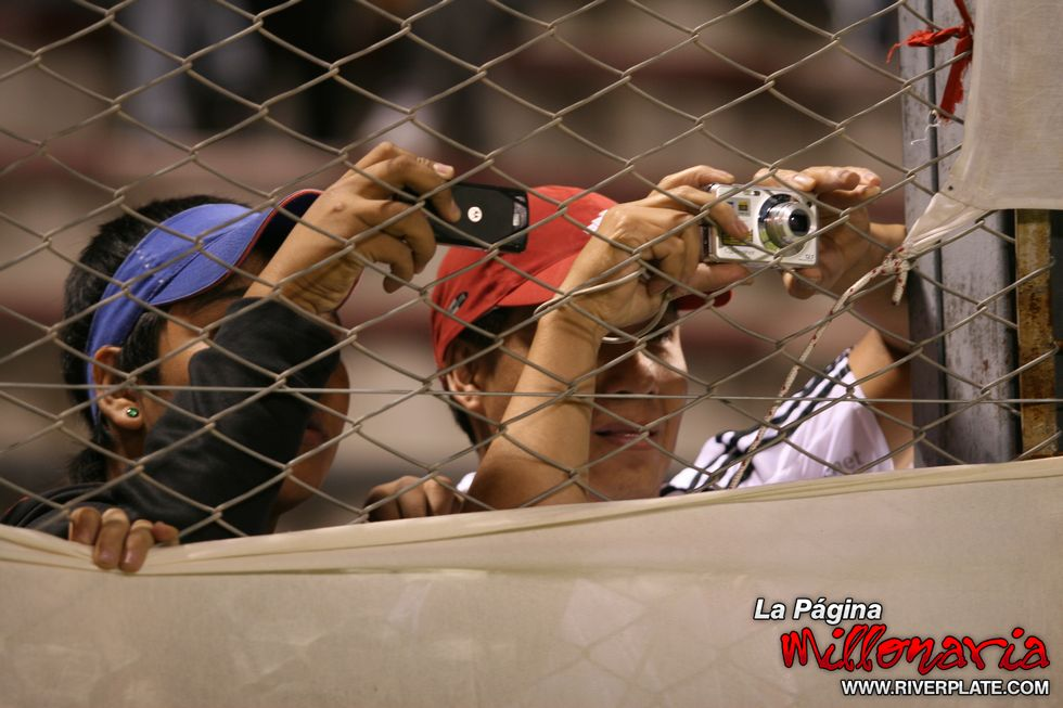 River vs Racing (Salta, Triangular 2010)
