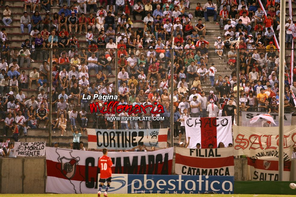 River vs Independiente (Salta, Triangular 2010) 26