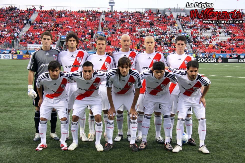 Toronto FC vs River Plate