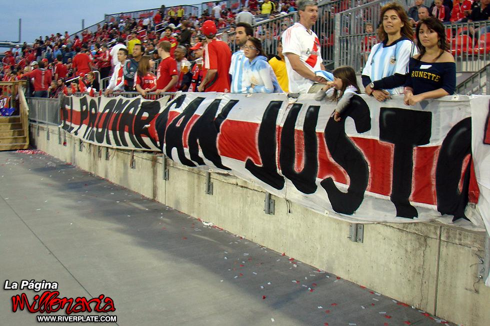 Toronto FC vs River Plate 9