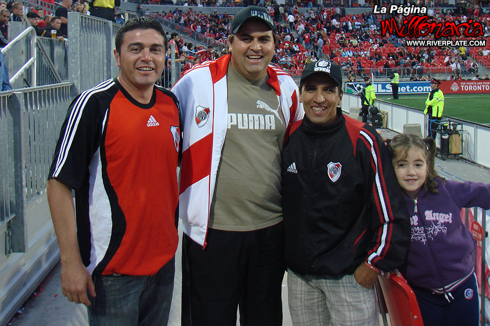 Toronto FC vs River Plate 11