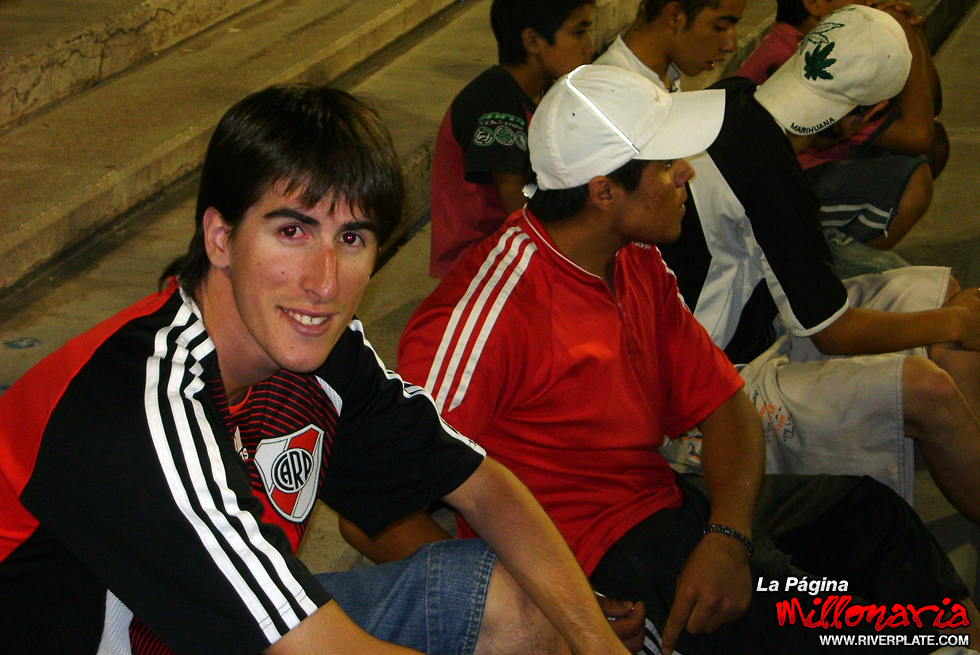 San Martin (MZA) vs River Plate (Beneficio 2009) 1