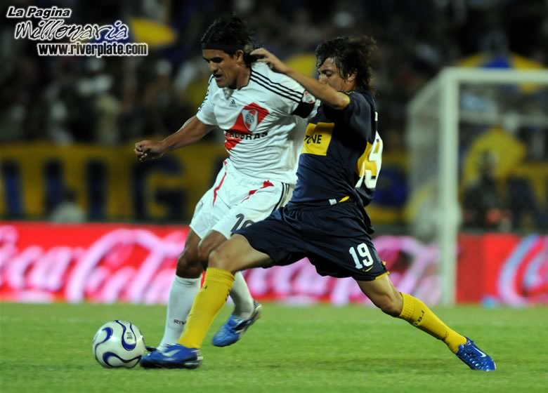 River Plate vs Boca Juniors (Mar del Plata 2008)