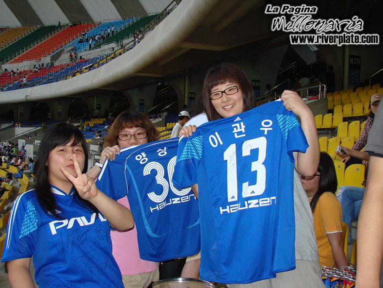 Korea Peace Cup - River Plate vs Shimizu S-Pulse 13