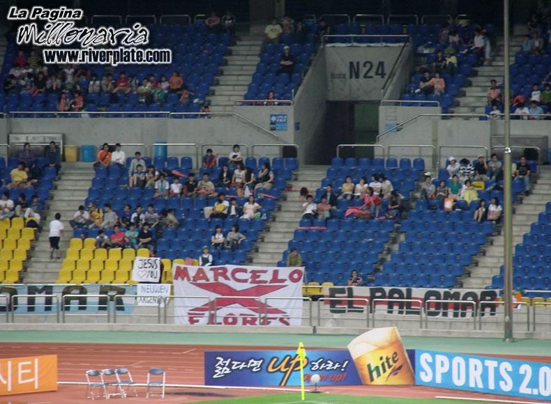 Korea Peace Cup - River Plate vs Shimizu S-Pulse 10
