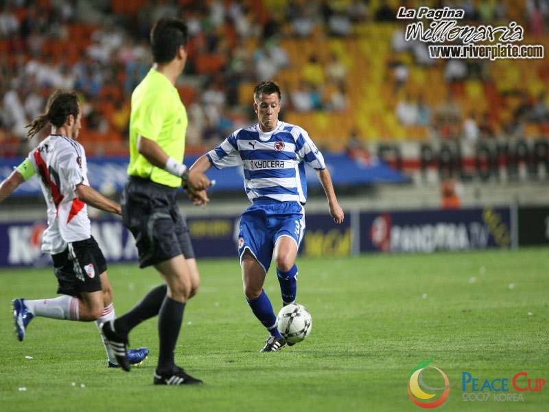 Korea Peace Cup - River Plate vs Reading FC 3
