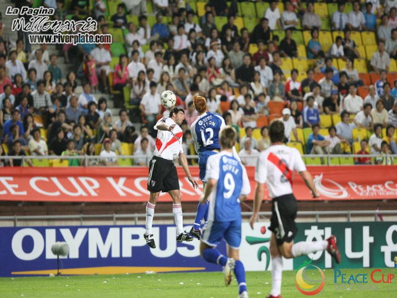Korea Peace Cup - River Plate vs Reading FC 10