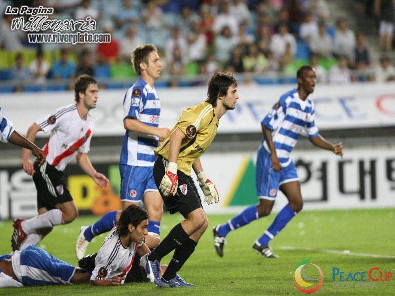 Korea Peace Cup - River Plate vs Reading FC 9