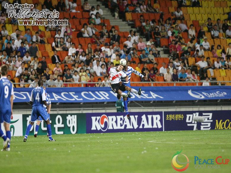 Korea Peace Cup - River Plate vs Reading FC 6