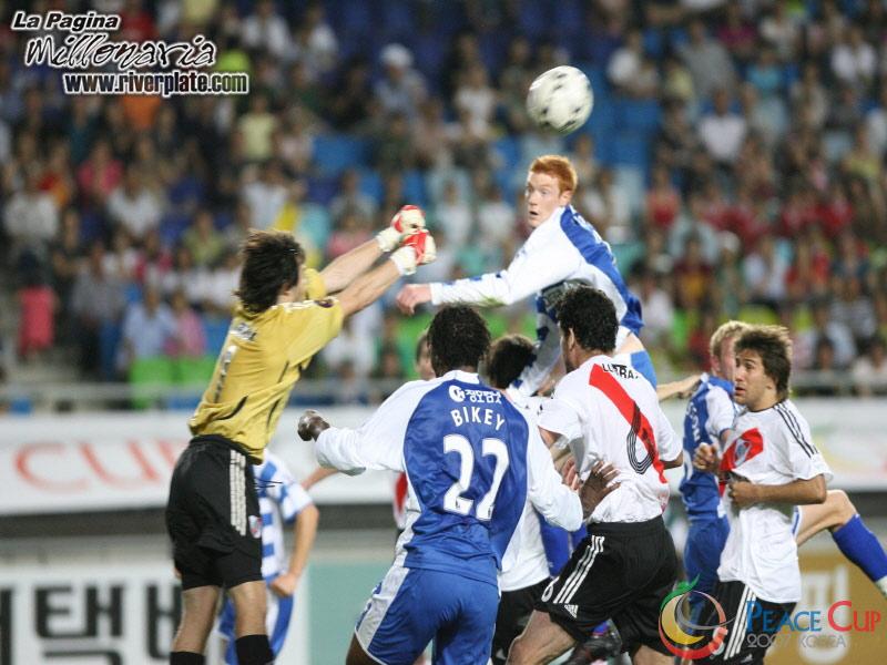 Korea Peace Cup - River Plate vs Reading FC 12
