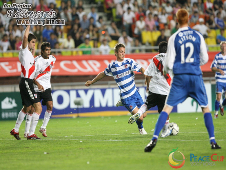 Korea Peace Cup - River Plate vs Reading FC 11