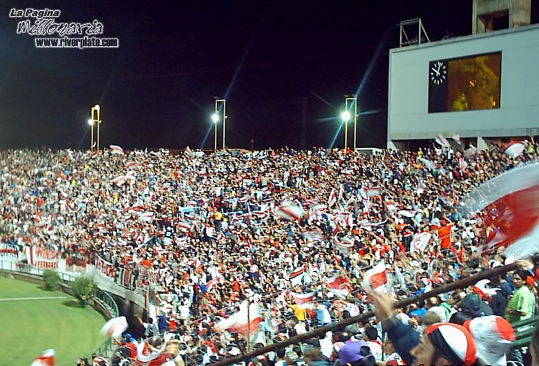 River Plate vs Boca Juniors (Mar del Plata 2005)
