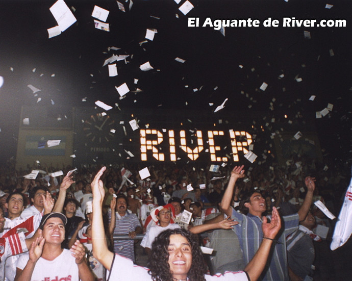 River Plate vs Independiente (Mendoza 2001)