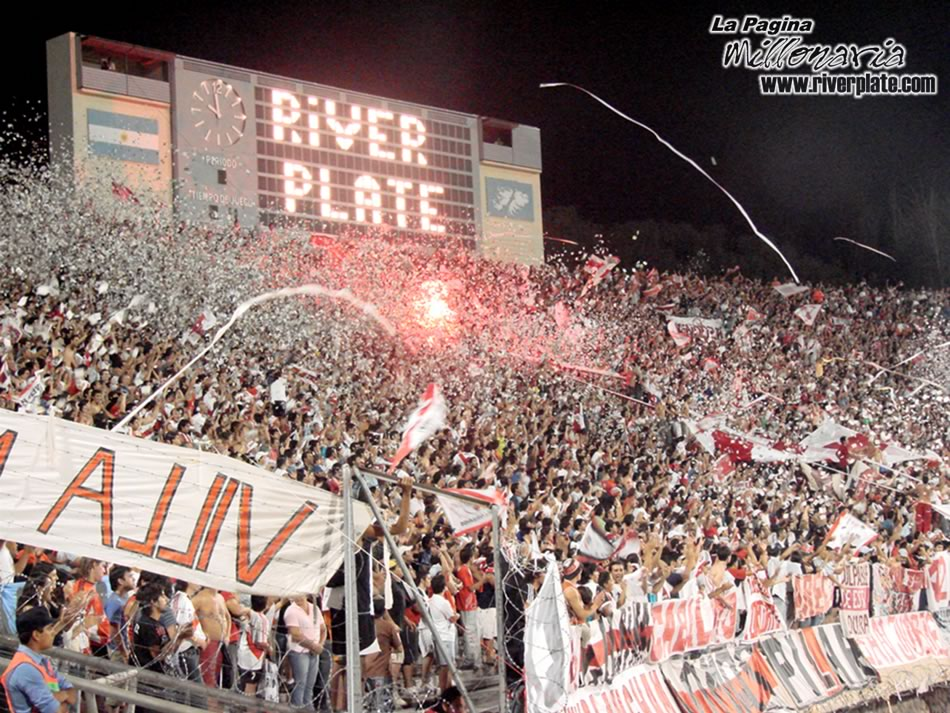 River vs Boca, Mendoza 2007