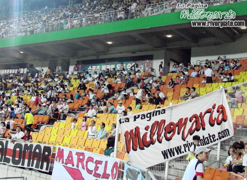 Korea Peace Cup - River Plate vs Reading FC 14