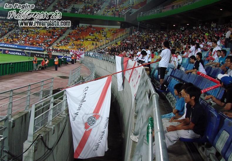 Korea Peace Cup - River Plate vs Reading FC 16