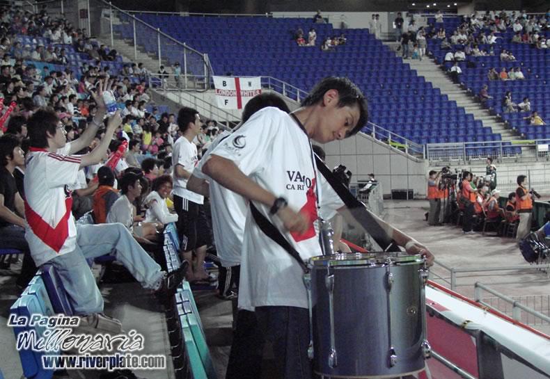Korea Peace Cup - River Plate vs Reading FC 17