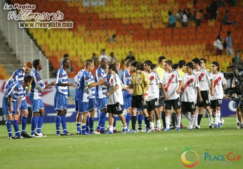 Korea Peace Cup - River Plate vs Reading FC 21